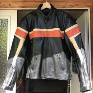 Blouson cuir Held taille DE48