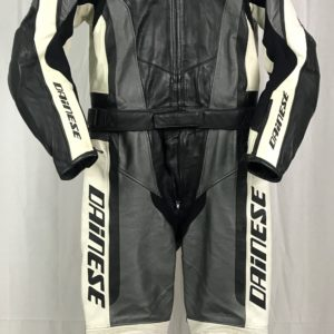 Combi cuir Dainese 2 pièces – Taille 48